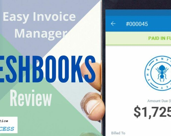 Review Freshbooks Easy Invoice manager