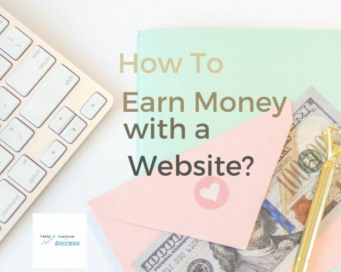 How to earn money with a website