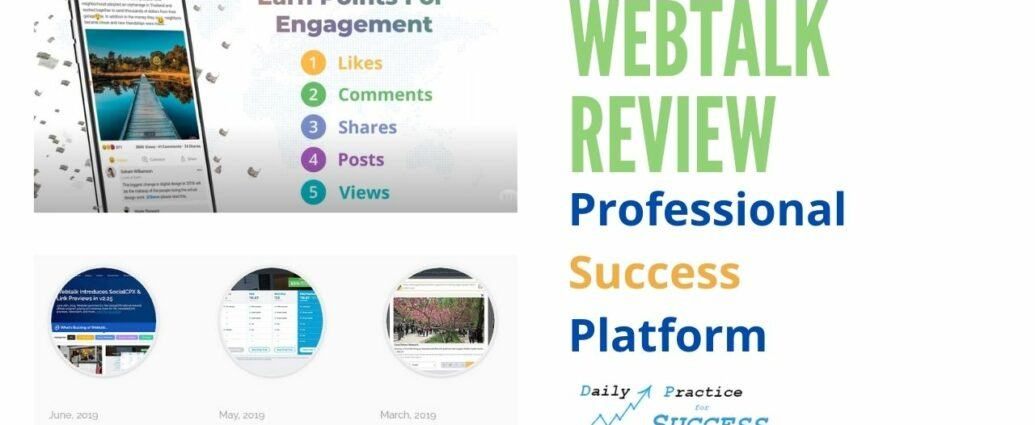 Webtalk review