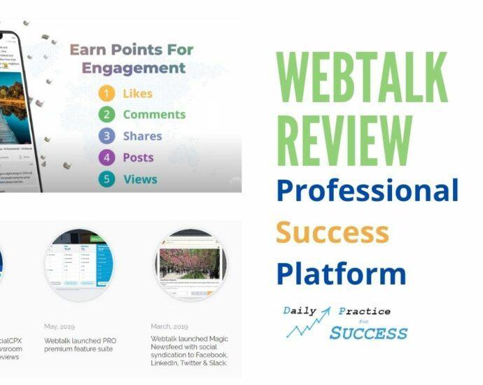 Webtalk review