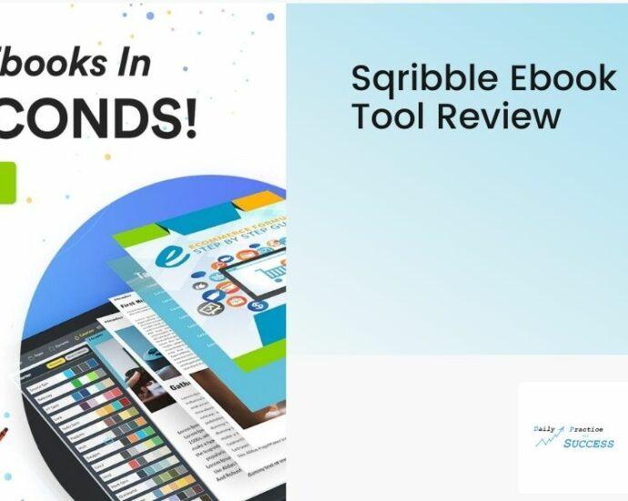 Sqribble Ebook Creator Tool Review