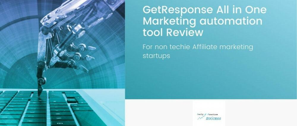 GetResponse All in One Marketing automation tool Review