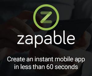 Zapable Banner